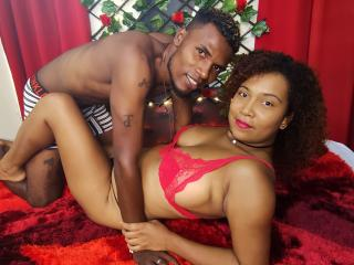 Sexy picture of BlackCoupleSex